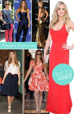 One To Watch: Jennifer Lawrence