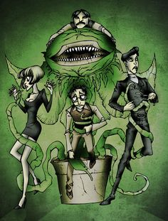 Little Shop of Horrors by RustyArm on DeviantArt