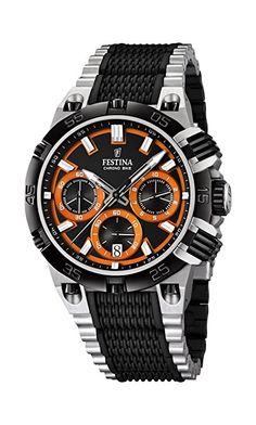 5e22d9435d086 F16775-6 - Festina Chronobike 2014 heren horloge Gents Watches, Sport  Watches, Cool