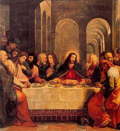 Bartolomeo Carducci, The Last Supper.