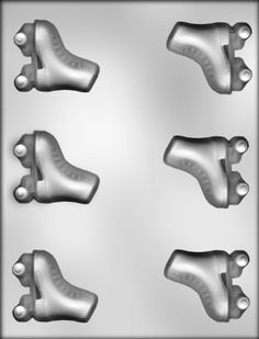 CK Products 238Inch Roller Skates Chocolate Mold ** For more information, visit image link.