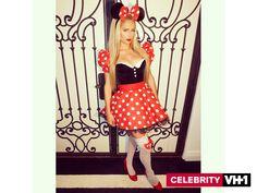 Minnie Mouse in Paris, Paris Hilton Minnie