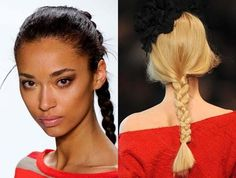 Many different braid hairstyles. Check them all in this page.