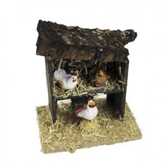 Fabricado en madera y barro. Dimensiones: 8x9x5 cm. Referencia: ANM-1562. Nativity Crafts, Christmas Nativity, Christmas Holidays, Christmas Crafts, Christmas Decorations, Diy And Crafts, Arts And Crafts, Biscuit, Garden Items