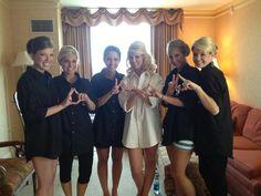 Kappa Delta Bridesmaids!
