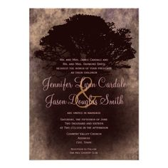 This DealsAutumn Oak Tree Silhouette Fall Wedding InvitationYes I can say you are on right site we just collected best shopping store that have