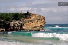 kauai shipwreck beach Lithified Cliffs - Google Search