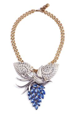 Shop 50 Year Necklace Featuring Vintage Parts From 1860-1960 by Lulu Frost - Moda Operandi