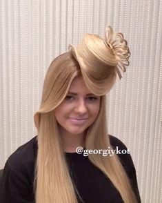 0234dfb96a821 Increíble  Lográ hacerte un sombrero con tu propio pelo