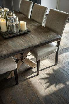 La Table De Salle à Manger En 68 Variantes. Modern Rustic Dining TableRustic  Dining Room ...