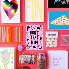 We basically just found the treasure box of the internet. The @shopbando #GIRLSPOPUP shop full of everything from stationary to disco balls is exploding with Instagram gold. by refinery29