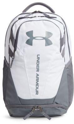 Girl s Under Armour Hustle 3.0 Backpack - White  affiliate link  Hustle 5b71019c7e0f5