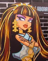 Cleo De Nile Monster High... too cute
