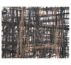 Ronald Noorman o.T. (oerdier) 2001 27 x 36 cm Kohle/Pastell