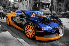 Veyron by Matt Cousins Photography, via Flickr