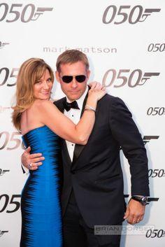 Custom Photo Backdrop | viva bella events | 007 Party | James Bond | Skyfall