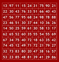 Encuentra el número secreto. Juego de #gimnasiamental y #calculo