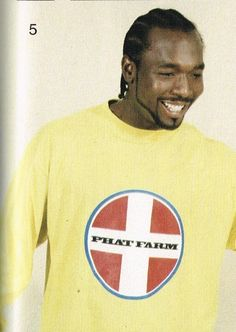 Phat Farm. | 28 Iconic Fashion Trends From The Early 2000s #2000SFashionTrends