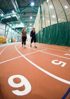 Indoor Tennis Court of Arbor Hill Estate in Pennsylvania >> http ...