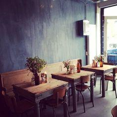 At Amsterdam Wibautstreet by STEK! #Amsterdam #eastside #drinks #sunnyday