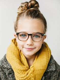 4607f65aa8 Kids Glasses    The Ruth Striped Maple
