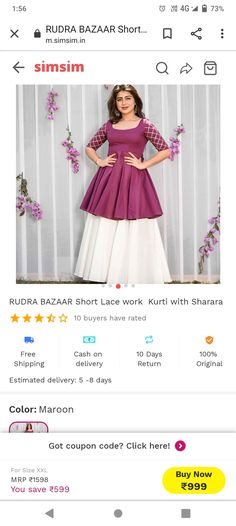 Kurti With Jeans, Prom Dresses, Formal Dresses, Fashion, Dresses For Formal, Moda, Formal Gowns, Fashion Styles, Formal Dress