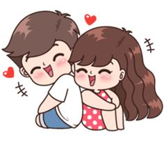 Funny Couple Illustration Friends 67 Ideas For 2019 Cute Chibi Couple, Love Cartoon Couple, Cute Couple Art, Anime Love Couple, Cute Couples, Cute Love Stories, Cute Love Gif, Cute Love Pictures, Cute Bear Drawings