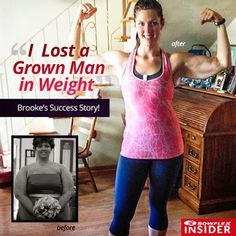 Bowflex Insider | Brooke's Success Story  Thank you @babnotonadiet !