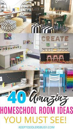 Home Learning, Learning Spaces, Learning Tools, Kid Spaces, Small Spaces, Small Desks, Party Deco, Kids Homework, Homework Station