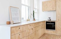 Jelanie blog - Plywood home with a touch of salmon 3