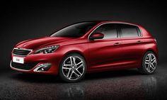 #Peugeot #308. Audacieuse, intuitive et moderne, au design racé.