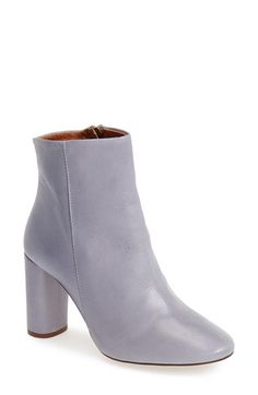 Topshop 'Magnum' Leather Ankle Boot (Women) available at #Nordstrom