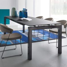 Airport Extendable Dining Table | Wayfair