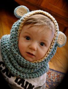 Gorros de bebé originales 3