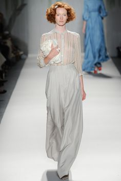 Jenny Packham Spring 2014 Ready-to-Wear Fashion Show