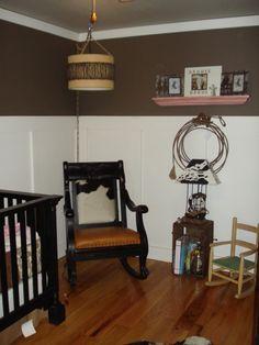 western nursery idea