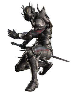 Final Fantasy IV - Cecil Harvey (Dark Knight)