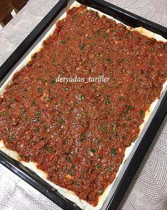 Churro French Toast, Turkish Pizza, Easter Bun, Crepe Maker, Cheesy Cauliflower, Healthy Banana Bread, Home Bakery, Turkish Recipes, Fish Dishes