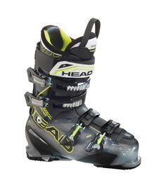 Head Adapt Edge 90 Ski Boot. All Mountain ski boot with a higher range of Response. Last 102-104mm, Flex 90/80. $599 #skiing #headboots #skiboots