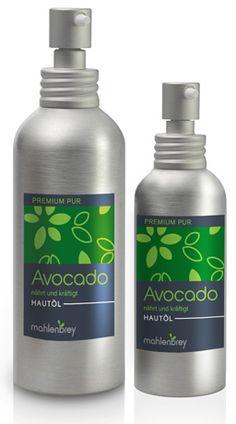 Kaufen: Avocadoöl für trockene Haut, empfindliche Haut, reife Haut, Verhornungen, Nagelpflege, raue Haut, rissige Haut
