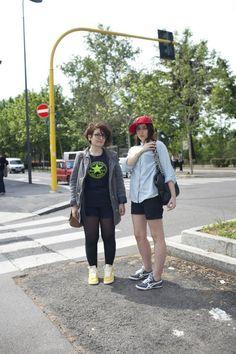 AW LAB Street Style  Milano, Martedì 22 maggio 2012   Presso: NABA, IED MODA LAB,  COLONNE DI SAN LORENZO,  NAVIGLIO PAVESE/PORTA GENOVA  SHOP ONLINE: www.athletesworld.it