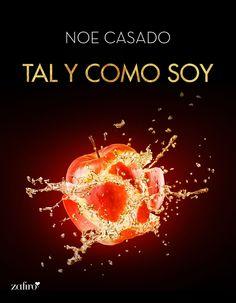 Tal y como soy - Noe Casado New Books, Good Books, Good Readers, I Love Reading, Romance Novels, Photo Editing, 1, Stock Photos, My Love