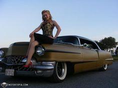 56 Cadillac Fleetwood