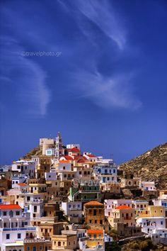 GREECE CHANNEL | Olympos village Karpathos | Flickr - Photo Sharing!