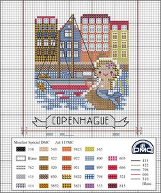 Thrilling Designing Your Own Cross Stitch Embroidery Patterns Ideas. Exhilarating Designing Your Own Cross Stitch Embroidery Patterns Ideas. Dmc Cross Stitch, Cross Stitch House, Cross Stitch Boards, Modern Cross Stitch, Cross Stitch Designs, Cross Stitching, Cross Stitch Embroidery, Embroidery Patterns, Cross Stitch Patterns