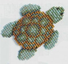Sea Turtles - Patterns by Jill Oxton