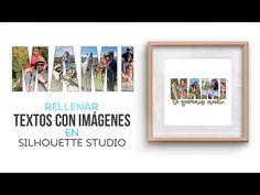 Silhouette Cameo, Frame, Youtube, Studio, Fotografia, Picture Frame, Silhouette Cameo Projects, Studios, Frames