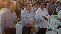 Aécio reza a Padre Cícero e diz que Dilma se distancia do povo - Brasil - Notícia - VEJA.com