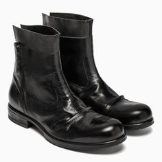 The most beautiful boots for man | Double Layer Boots by Shoto