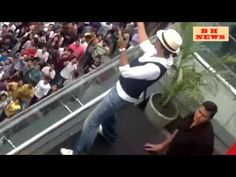 Shahrukh Khan's live performance while  promoting his movie || Bollywood...